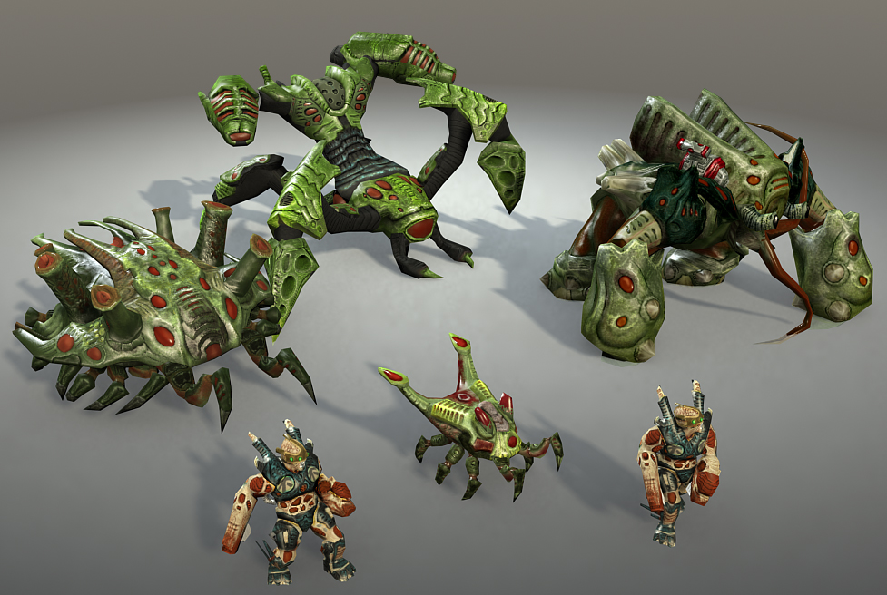 Empire Earth 3 Units Rts Units For Empire Earth 3